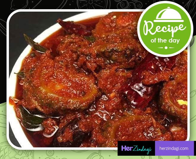 karela achaar recipe main