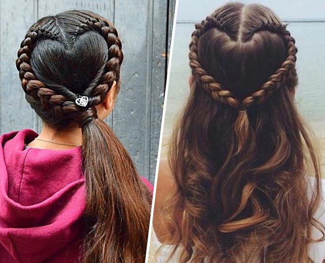 know about some hairstyling ideas for valentine day