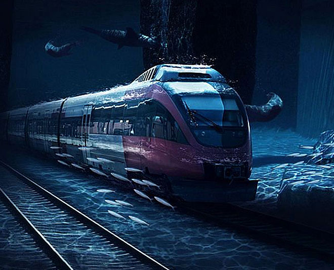 kolkata gets first ever under water metro train NEWS