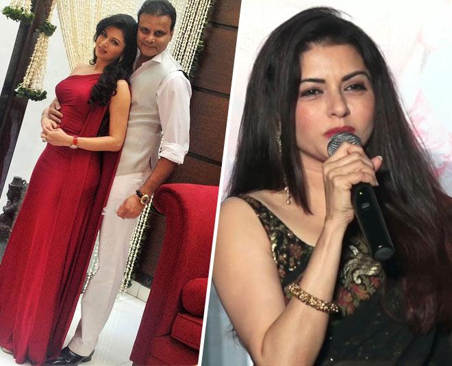 Maine Pyar Kiya Actress Bhagyashree Shocking Revelation Separation from  Husband Himalaya Dasani