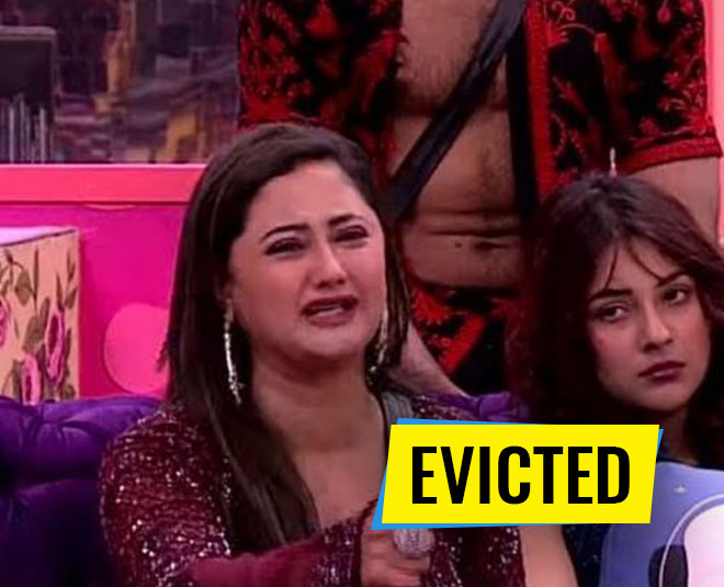 may be rashami desai evicted