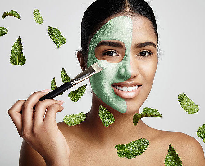 Diy 5 Homemade Mint Face Packs For Glowing Acne Free Skin
