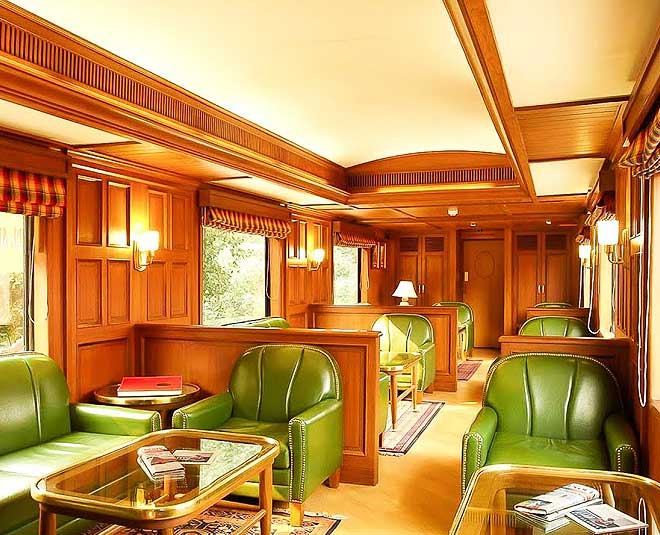 most luxurious trains of india m
