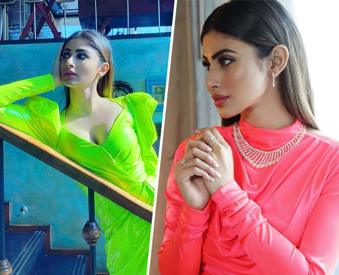 mouni roy evening party outfits m