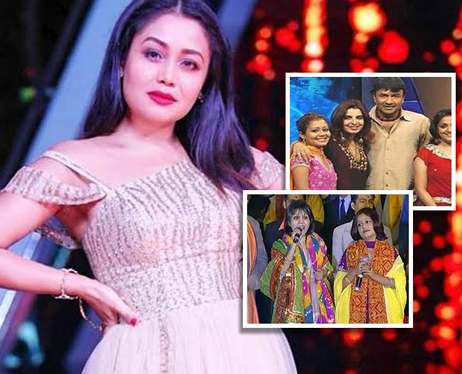 In Pics Videos See Neha Kakkar S Journey From Singing Bhajans At Chowkis To Earn 50 Rs To Becoming Indian Idol Judge