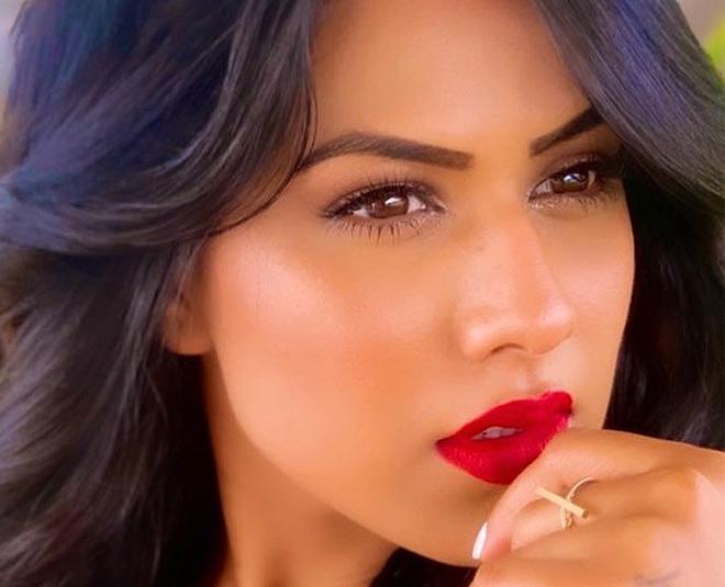 nia sharma stylish tv actress main