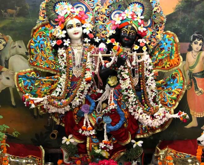 nidhivan temple mystery