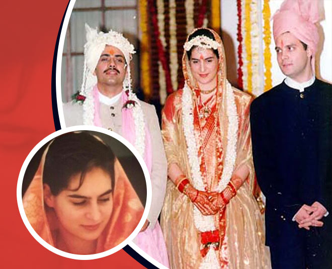 priyanka gandhi vadra marriage picture main