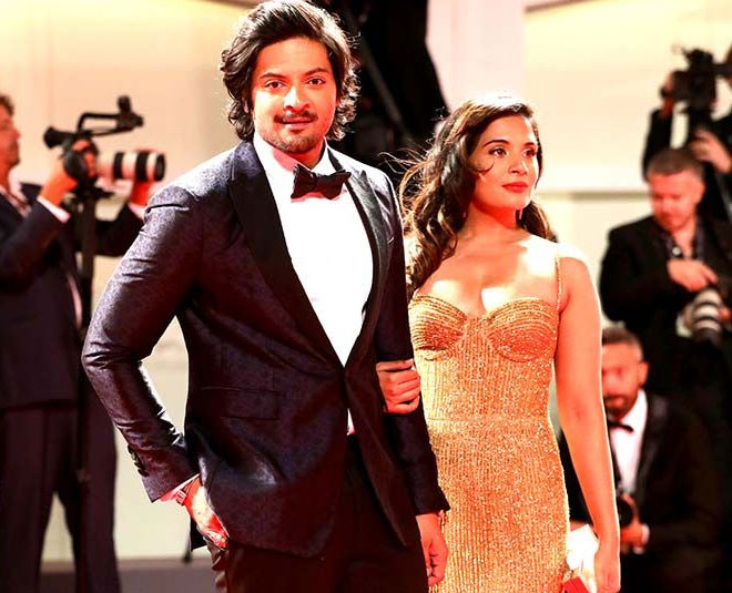 richa chadha with ali fazal main