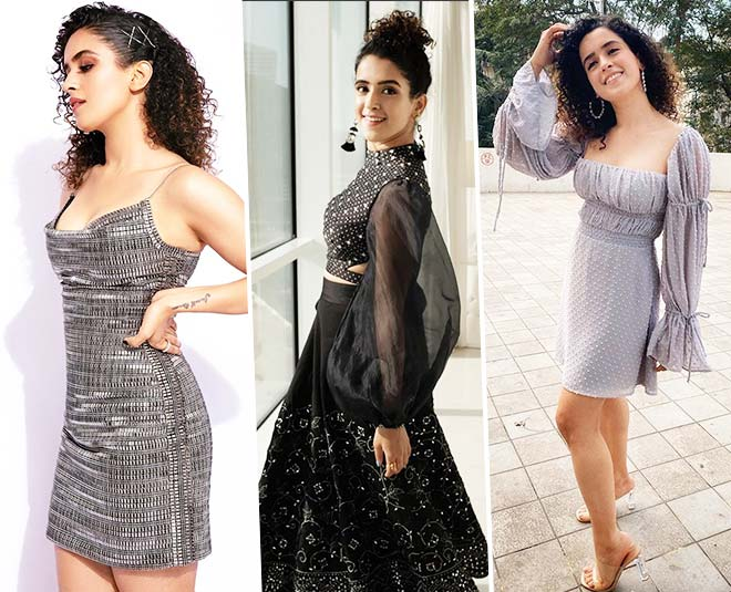 sanya malhotra stylish look main