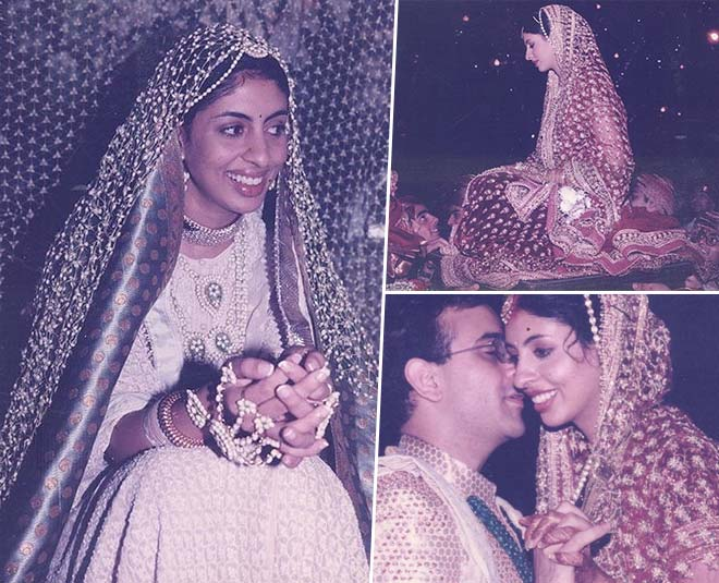 shweta bachchan wedding photos