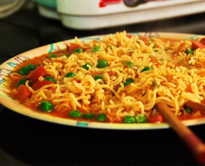 different style of maggi recipe to make quickly