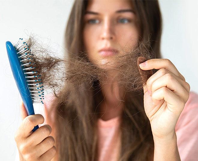 hair fall during winter main