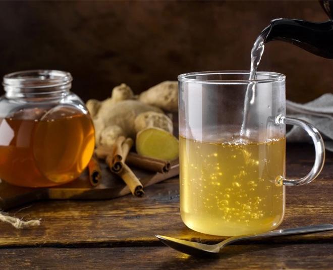 honey water benefits m