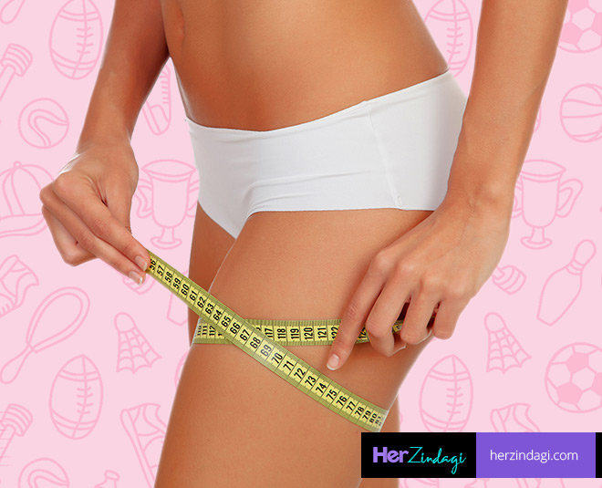 how to lose thigh fat in   days at home