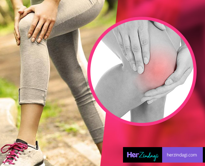 knee pain in the past and its effects