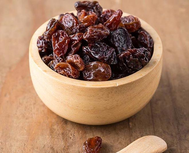 raisin healthy