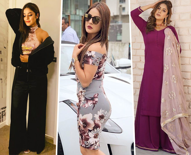 Birthday Special Times Shehnaz Gill Gave Us Style Goals Inside The Bigg Boss House