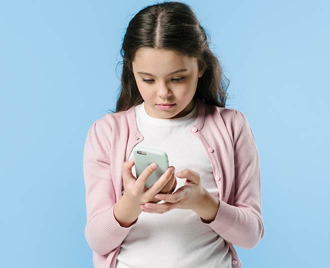 children have a bad impact on phones main