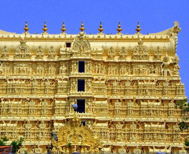 some interesting things about the richest temple of india main