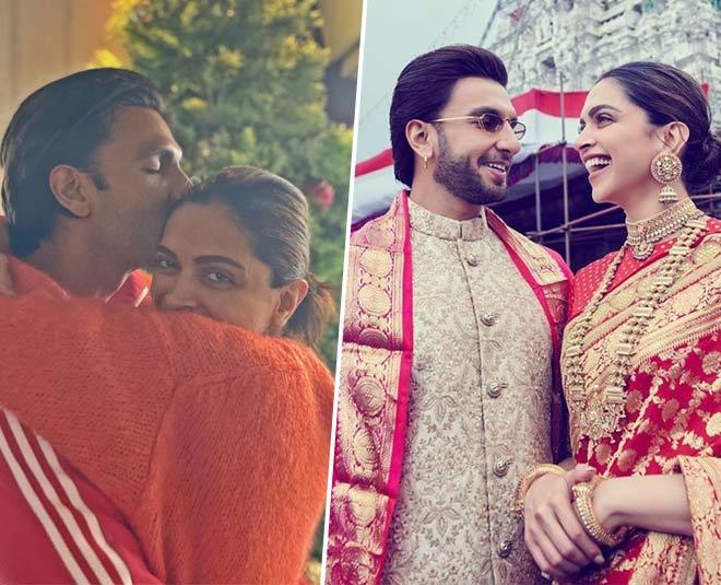 Deepika Ranveer's Matching Outfits Gave Us Major Couple Goals
