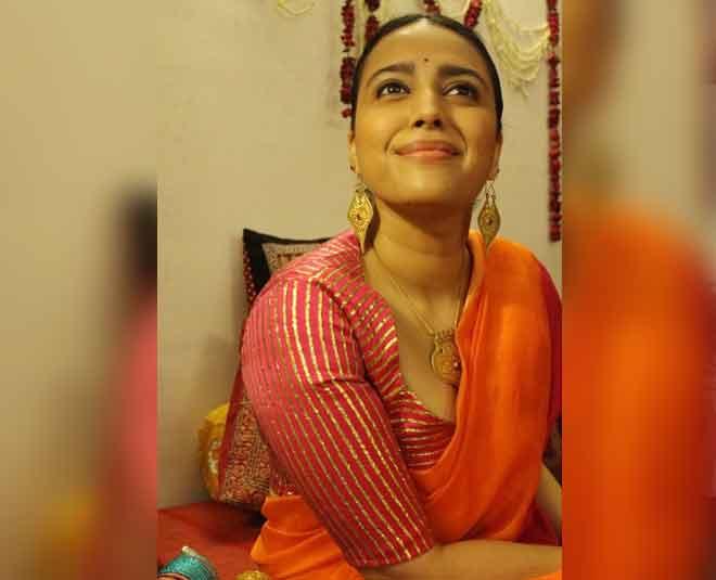 Swara Bhaskar  Mehendi Sangeet