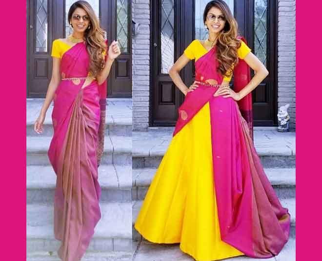 Tips For Wearing Cancan Petticoat Under Lehenga