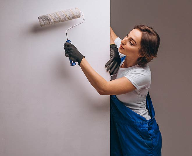 Tips To Fix A Bad Paint Job On The Wall