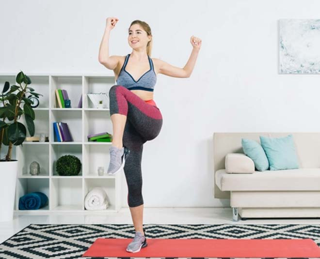 Ways To Stay Fit While Watching TV