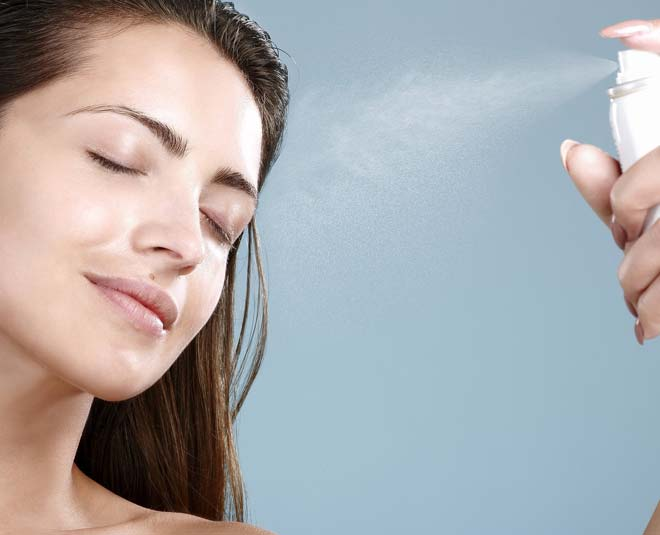 best diy face mist for dry and oily skin