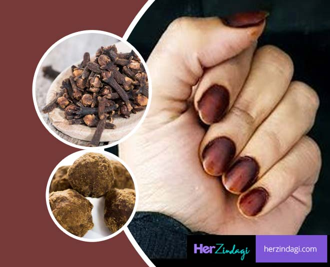 best natural nail paint made up of mehendi