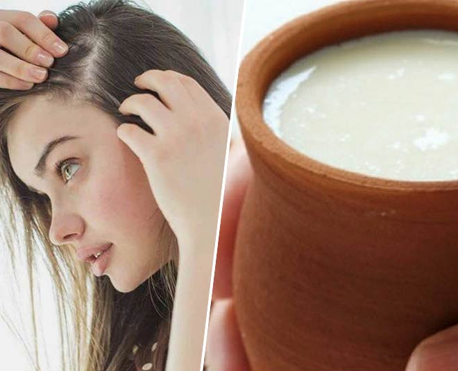best ways to use buttermilk for hair