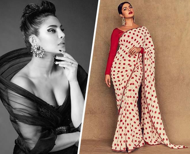 bolyywood actress priyanka chopra makeup looks