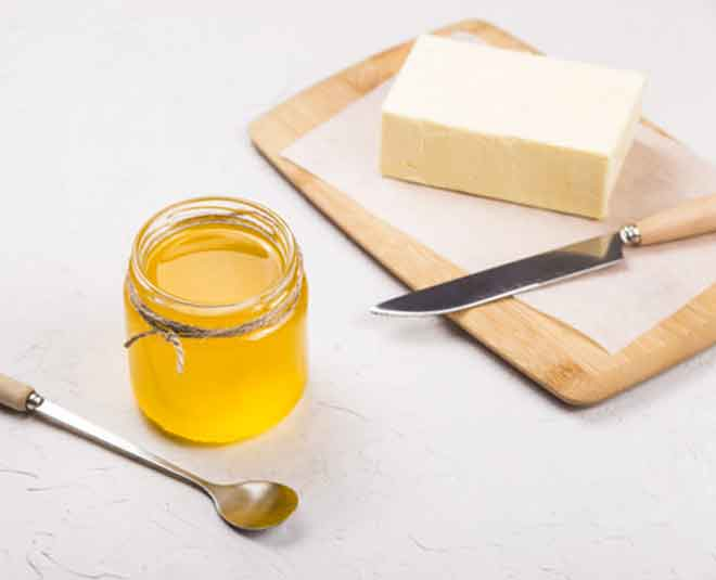 butter ghee oil main