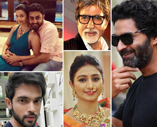 coronavirus pandemic indian celebrities who tested positive