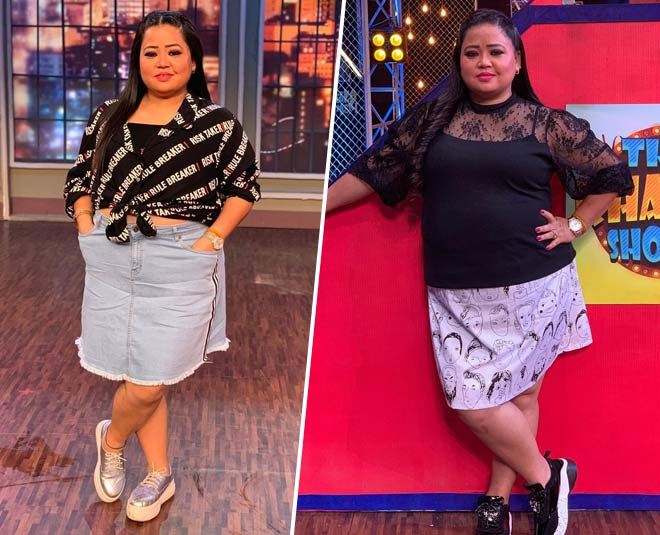 fashion choices bharti singh