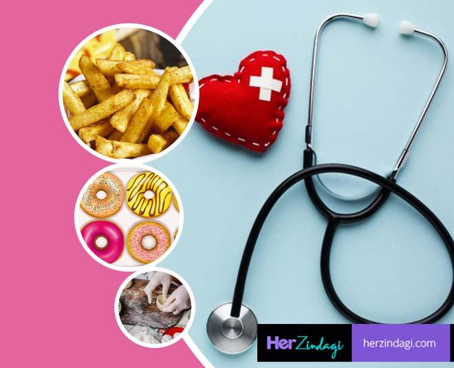 foods bad for heart health main