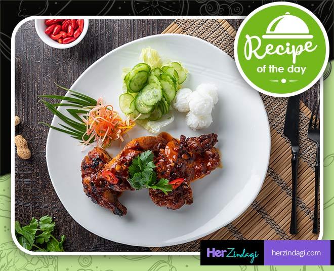 grilled chicken thai recipe