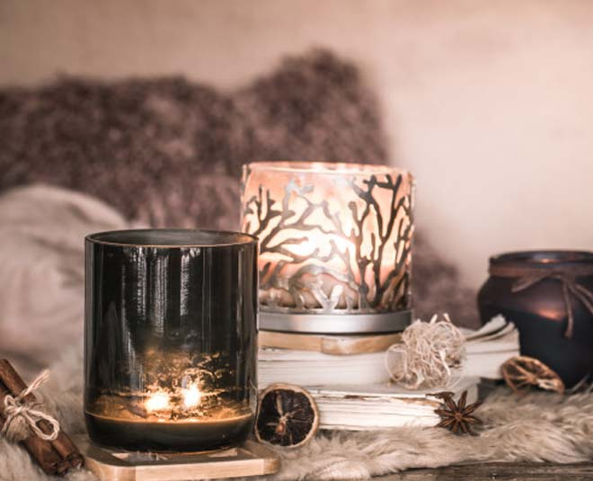how to clean candle holder