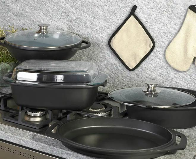 how to clean your burnt non stick cookware