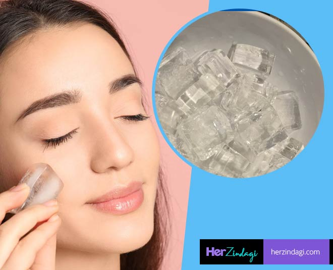 ice facial beauty main