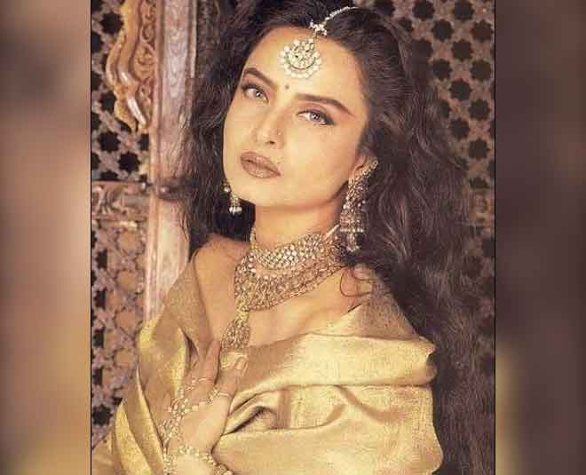 interesting and  unsolved  mysteries life of rekha actress