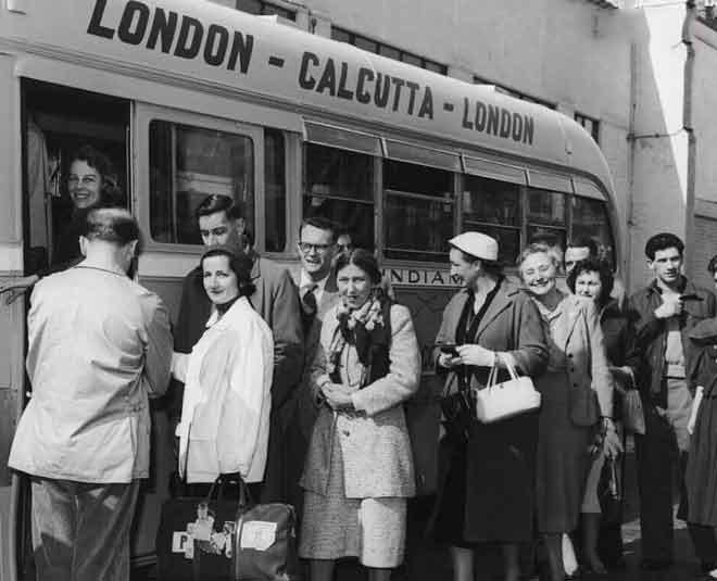 london kolkata bus