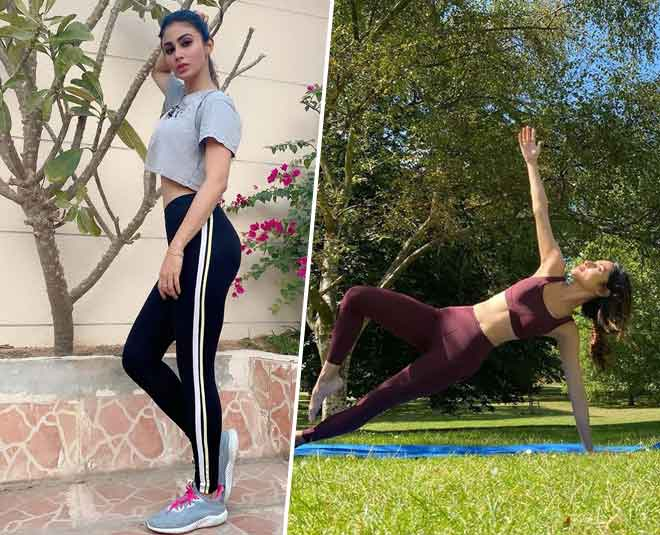 mouni roy fitness main