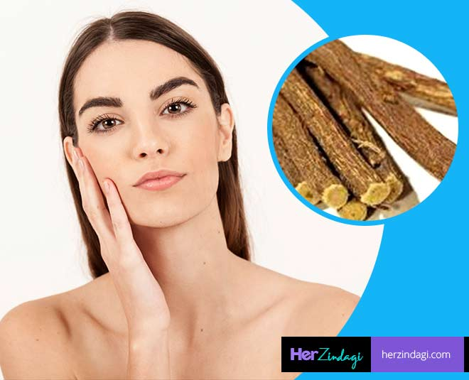 mulethi face packs for skin whitening and smoothning