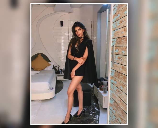 shweta tiwari daughter palak tiwari short dress looks inside
