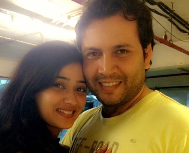 shweta tiwari with husband man