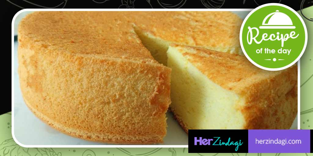 Make Eggless Condensed Milk Cake Without Oven For Chai ...