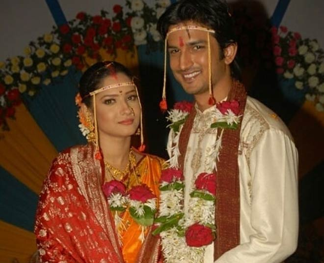 sushant ankita love wedding