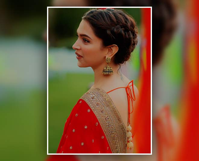 Re-Create Deepika Padukone Three Amazing Hairstyles